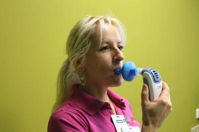 Prostějovská AGEL Sport Clinic nově nabízí vyšetření k posílení dýchacího svalstva