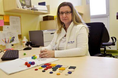 O pacienty Centra léčebné rehabilitace Nemocnice Prostějov pečuje nově také logoped