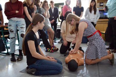 Nemocnice Prostějov má na kontě téměř 450 absolventů kurzů první pomoci