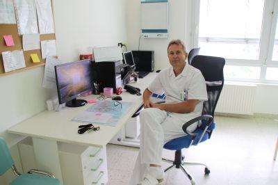Na traumatologickém pracovišti Nemocnice Prostějov v létě ošetřují o polovinu více pacientů