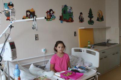 Nemocnice Prostějov slavnostně otevřela zrekonstruované dětské oddělení