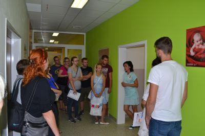 Nemocnice Prostějov otevře porodní sály veřejnosti