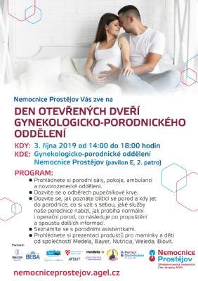 3. října se otevře veřejnosti porodnice Nemocnice Prostějov