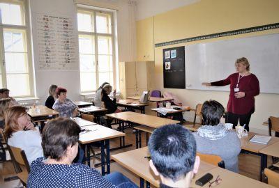Odborníci z Nemocnice Prostějov školí pedagogy diabetických dětí, jak jim usnadnit pobyt ve škole