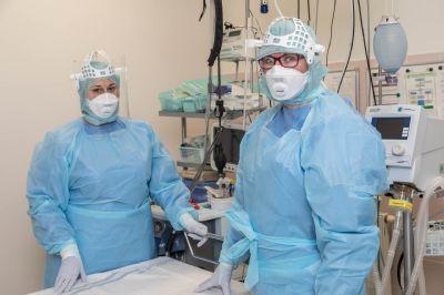 Druhého pacienta uzdraveného z Covid-19 hlásí Nemocnice Prostějov