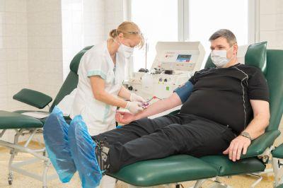 Nemocnice Prostějov poděkuje dárcům krve