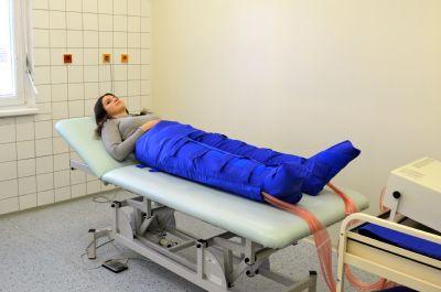 Lymfodrenáže pomáhají onkologickým pacientům Nemocnice Prostějov