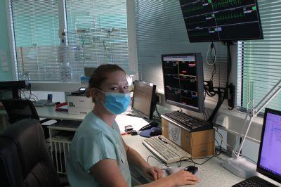 Pacienty s onemocněním srdce hlídají vprostějovské nemocnici nové telemetry