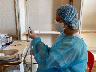 Očkovací centrum najdou lidé nově v prostějovském Společenském domě