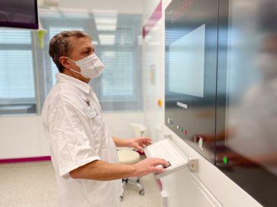 Operační sály Nemocnice AGEL Prostějov prošly náročnou rekonstrukcí